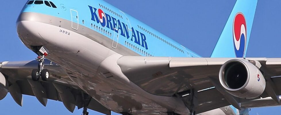 korean air 380